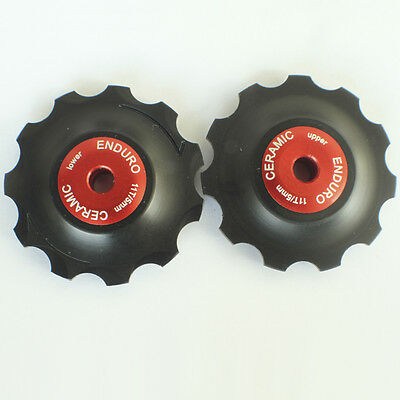 ENDURO Zero Ceramic Pulley set (pulegge) CX SHIMANO 9 10 11 Speed BKCJ-0005