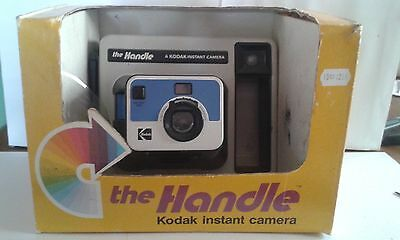 Kodak Instant Camera The Handle with box