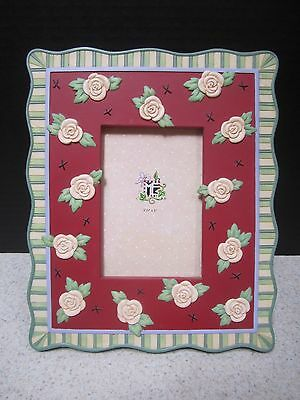 Mary Engelbreit ME INK Vintage 2000 Collectible Picture Photo Frame holds3x5 pic