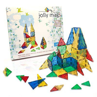 32Pcs Magnetic Building Blocks 3D Kids Toys Educational Develop Learn Funny Gift
