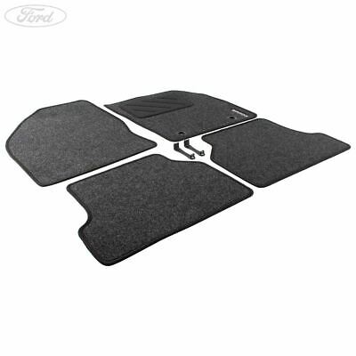 Genuine Ford Focus MK2 Front & Rear Tailored Carpet Floor Mat Set of 4 1324714