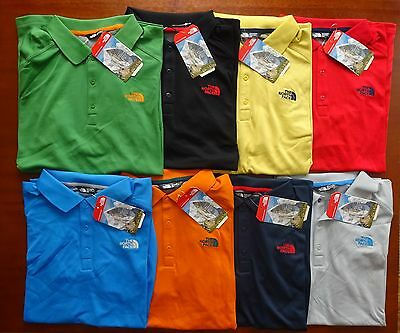 North Face Men's Horizon Polo NWT!!!