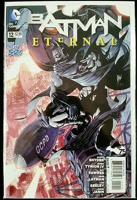 BATMAN ETERNAL #12 1st Print (2014 The NEW 52 DC Comics) Comic Book NM NEAR MINT