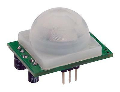 28027, PIR Passive Infrared Sensor, Pyroelectric Device, Motion Detector, Qty 1^
