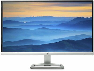 "HP 27ER 27"" IPS LED Full HD Monitor 1920 x 1080 7ms VGA 2x HDMI ports 250 cd/m²"