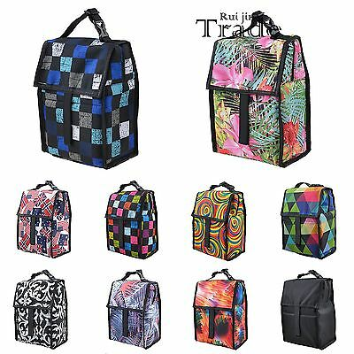 Portable Thermal Insulated Keep Warm Cooler Insulated Lunch Box Storage Bag