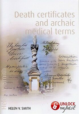 Genealogy-Death Certificates & Archaic Medical Terms