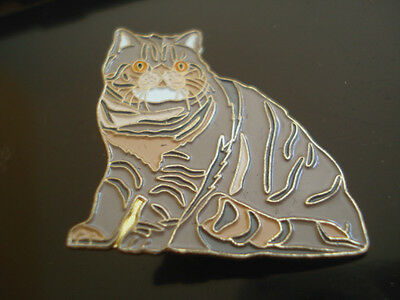 Broche Exotic Classique Chaton Chat Editions Atlas • EUR 8,99