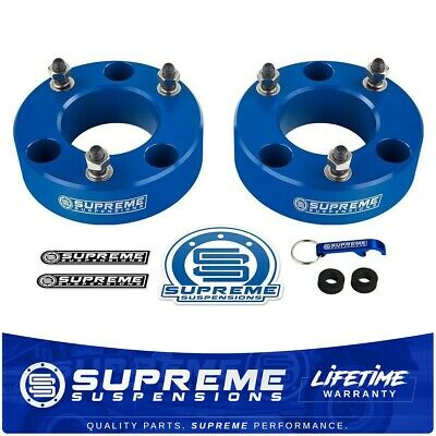 """For 2004-2020 Ford F-150 3"""" Front Leveling Lift Kit 2WD 4WD PRO Performance Blue"""