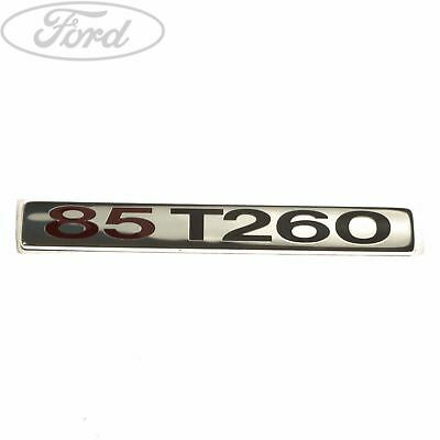 Genuine Ford Transit MK7 85 T260 Vehicle Identification Plate Badge 1434661