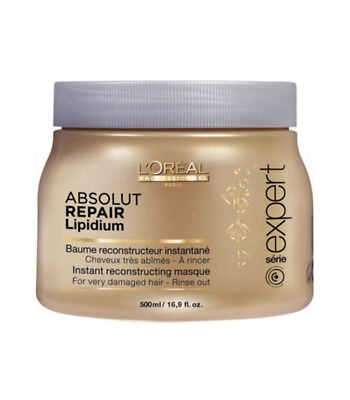 L'oreal Absolut Repair Lipidium Masque 500ml