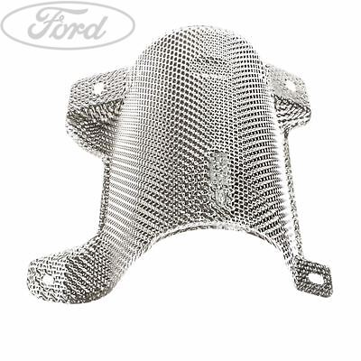Genuine Ford Fiesta MK6 Fusion Exhaust System Heat Shield 1474311