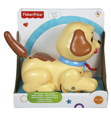 FISHER-PRICE - Brilliant Basics Lil Snoopy - 1 Toy