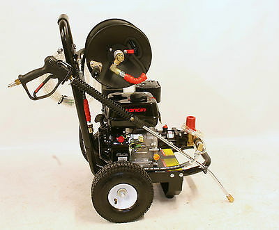PETROL PRESSURE WASHER LONCIN 7 HP ( More than Honda gx 200 6.5 hp )