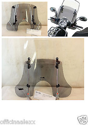 WINDSCREEN PIAGGIO VESPA GTS 125 ie 250ie 300ie twin-screen sliding cod.22791