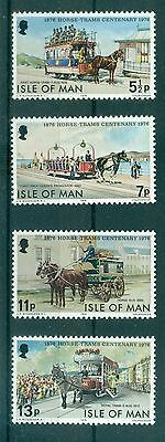 Tramway A Chevaux - Horse Trams Isle Of Man 1976