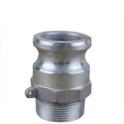 Camlock to Male Thread 40mm Type F Cam Lock Coupling Irrigation Water Fitting