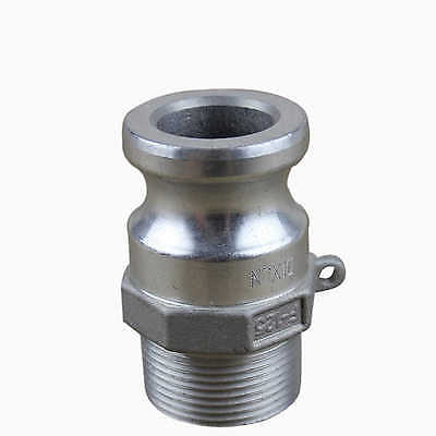 Camlock to Male Thread 32mm Type F Cam Lock Coupling Irrigation Water Fitting