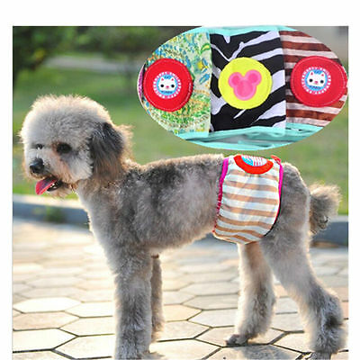 Male Dog Diapers Belly Band Nappy Band Pet Training Underwear Sanitary Pants