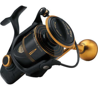 Penn Slammer III 3 6500 Spinning Fishing Reel BRAND NEW at Otto's Tackle World