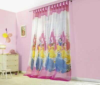 disney minnie mouse gardine kindergardine kinderzimmer. Black Bedroom Furniture Sets. Home Design Ideas