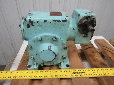 Whinsmith Gear Box Speed Reducer 1000:1 Double Reduction