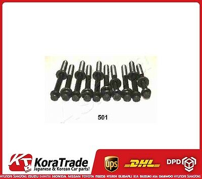For Mitsubishi Cylinder Head Bolts Kit 4D68 T,4D68,4D68 (Sohc)
