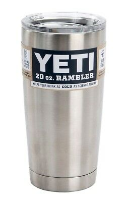Stainless Steel Insulation Cup YETI Cups 20oz Cars Beer Capacity Mug Thermoses