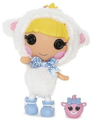 Lalaloopsy Littles Doll Bow Bah Peep Little Sister Toy Figurine Girls Brand New