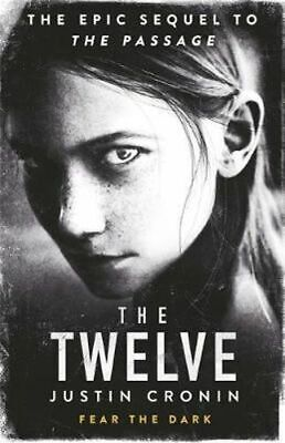 NEW The Twelve  By Justin Cronin Paperback Free Shipping