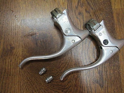 """SUICIDE BRAKES/"""" BICYCLE ViNTAGE SHiMANO BL-Z30 SAFETY ATTACHMENTS BRAKE LEVERS"""