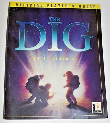 The Dig: Official Player's Guide