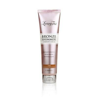 NEW Loving Tan Bronze Shimmer Luminous Cream Dark from Celcius Skin & Beauty