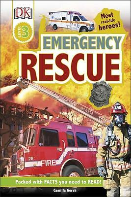 NEW Emergency Rescue By Camilla Gersh Hardcover Free Shipping