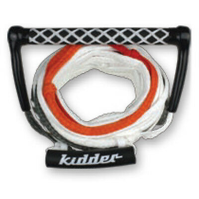Kidder Eva Long Vee Water Ski Handle & Rope - 5 Loop Mainline - Watersports