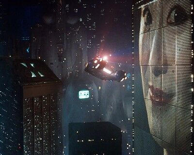 Blade Runner 8.5 by 11 in. Poster Glossy Photo Print High Quality #2