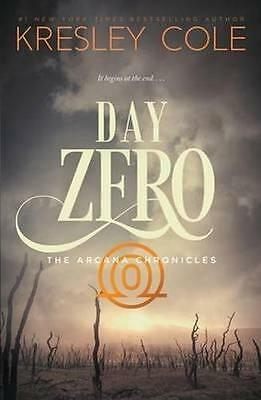 NEW Day Zero By Kresley Cole Paperback Free Shipping