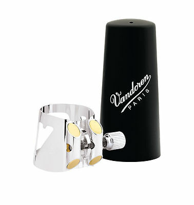 Vandoren Optimum Ligature & plastic cap Bb Clarinet