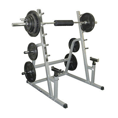 Valor Fitness Exercise Equipment Safety Squat/Bench Combo Rack - BD-6