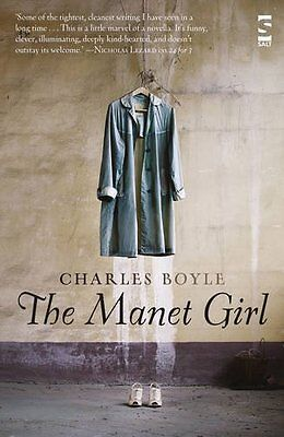 The Manet Girl, Boyle, Charles, New Book