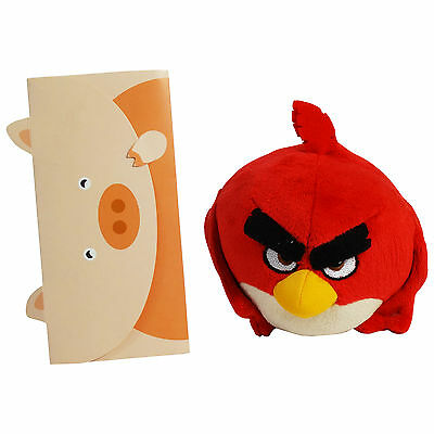 Angry Birds Red Plush Toy Gift Idea Little