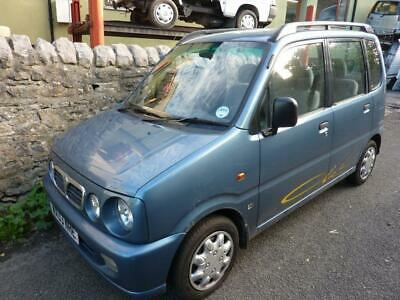 2003 Perodua Kenari 1.0 EZ 5dr Auto BREAKING FOR SPARES ONLY 5 door Estate