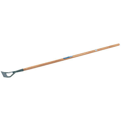14308 Carbon Steel Garden Weeding Cultivating Dutch Hoe With Ash Handle