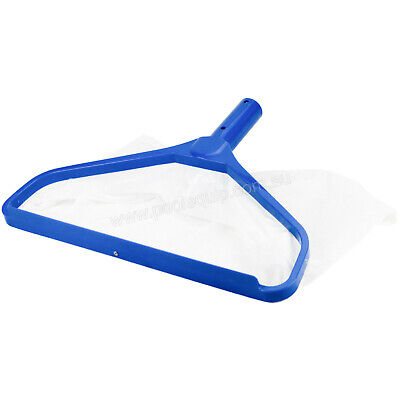 Swimming Pool Leaf Net / Rake / Skimmer - For Pool Pole - Heavy Duty