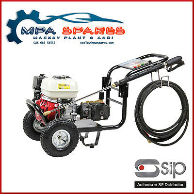 Sip 08947 Tempest Ppg680/210 207 Bar Petrol Pressure Washer - Honda Engine
