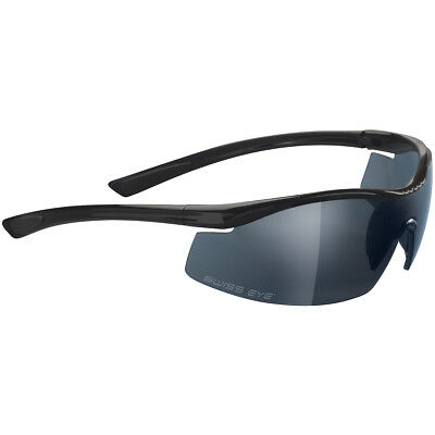 Military Patrol Security Shooting Sport Sunglasses F-18 Black Frame and 2 Lenses