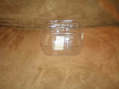 Longaberger Coaster Tote Tarragon Booking Basket Protector