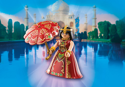 Playmobil #6825 Playmo-Friends Indian Princess - New Factory Sealed