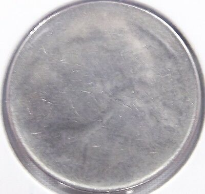 Full Brockage Error Obverse Jefferson Nickel Great Condition