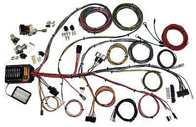 american autowire power plus 13 510004 street rod hot universal american auto wire 510006 universal builder 19 wiring harness kit